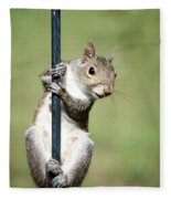 Pole Dancer 283 Fleece Blanket