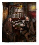 Police - The Private Eye - 1902  Fleece Blanket