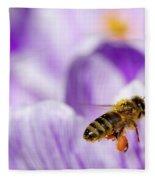 Pollen Collector Fleece Blanket