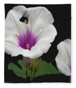 Pollen Overload Fleece Blanket