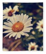 Pollination Love  Fleece Blanket