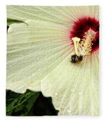 Pollinator Fleece Blanket