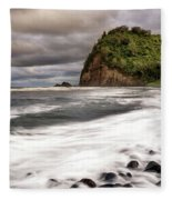 Pololu Whitewash Fleece Blanket