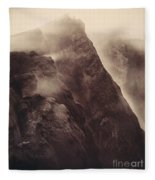 Pompeii, Mt Vesuvius Fleece Blanket