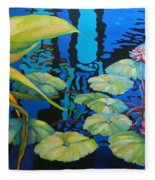 Pond 1 Pond Series Fleece Blanket