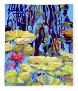 Pond 2 Pond Series Fleece Blanket