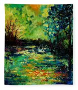 Pond 560120 Fleece Blanket