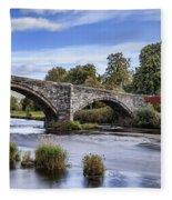 Pont Fawr Fleece Blanket