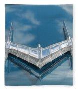 Pontiac Air Fleece Blanket