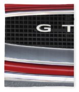 Pontiac Gto  Fleece Blanket