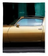 Pontiac Trans Am Fleece Blanket