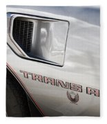 Pontiac Trans Am Limited Edition Fleece Blanket