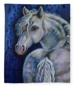 Pony Time Fleece Blanket