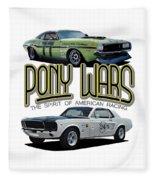 Pony War Classics Fleece Blanket