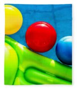 Pool Toys Fleece Blanket