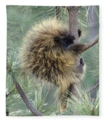 Porcupine Tree Fleece Blanket