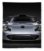 Porsche 911 Evolution Fleece Blanket