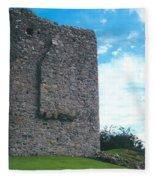 Portaferry Castle Fleece Blanket