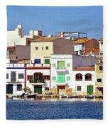Porto Colum Fleece Blanket