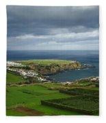 Porto Formoso Fleece Blanket