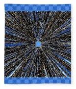 Positive Energy Fleece Blanket