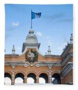 Post Office Guatamala City 1 Fleece Blanket