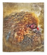 Poultry Passion Fleece Blanket