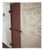Power Room - Fort Desoto Florida Fleece Blanket