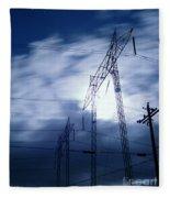 Power Surge Fleece Blanket