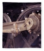 Power Train Fleece Blanket