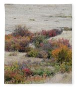 Prairie Beauty Fleece Blanket