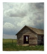 Prairie Church Fleece Blanket