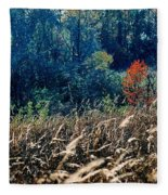 Prairie Edge Fleece Blanket