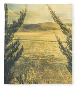 Prairie Hill Fleece Blanket