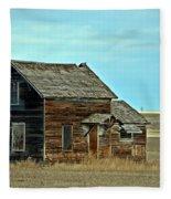 Prairie Home  Fleece Blanket