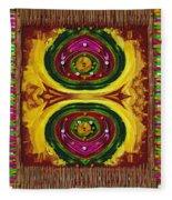 Prayer Rug Fleece Blanket