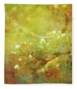 Pre Show Delicacy 8883 Idp_2 Fleece Blanket