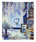 Precious Memories Fleece Blanket