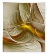 Precious Metals Fleece Blanket
