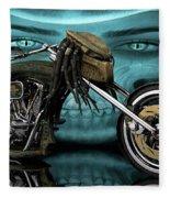 Predator Chopper Fleece Blanket