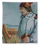 Premier Ancetre Rene Houellet Fleece Blanket
