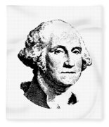 President Washington Fleece Blanket