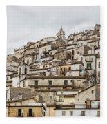 Pretoro - An Ancient Village  Fleece Blanket