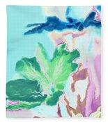 Pretty Bouquet A09z Fleece Blanket