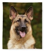 Pretty Girl Fleece Blanket