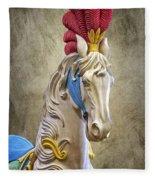 Pretty Ride Fleece Blanket