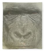 Primate Fleece Blanket