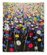 Primavera Fleece Blanket