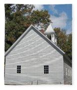 Primitive Baptist Church Est 1827 Fleece Blanket