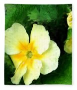 Primrose 2 Fleece Blanket